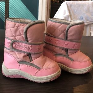 Used Girls Snow/Winter Boots